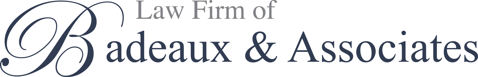 Law Firm of Badeaux & Associates