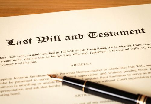 Wills & Estates FAQs
